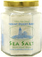 Mount Desert Rock Sea Salt
